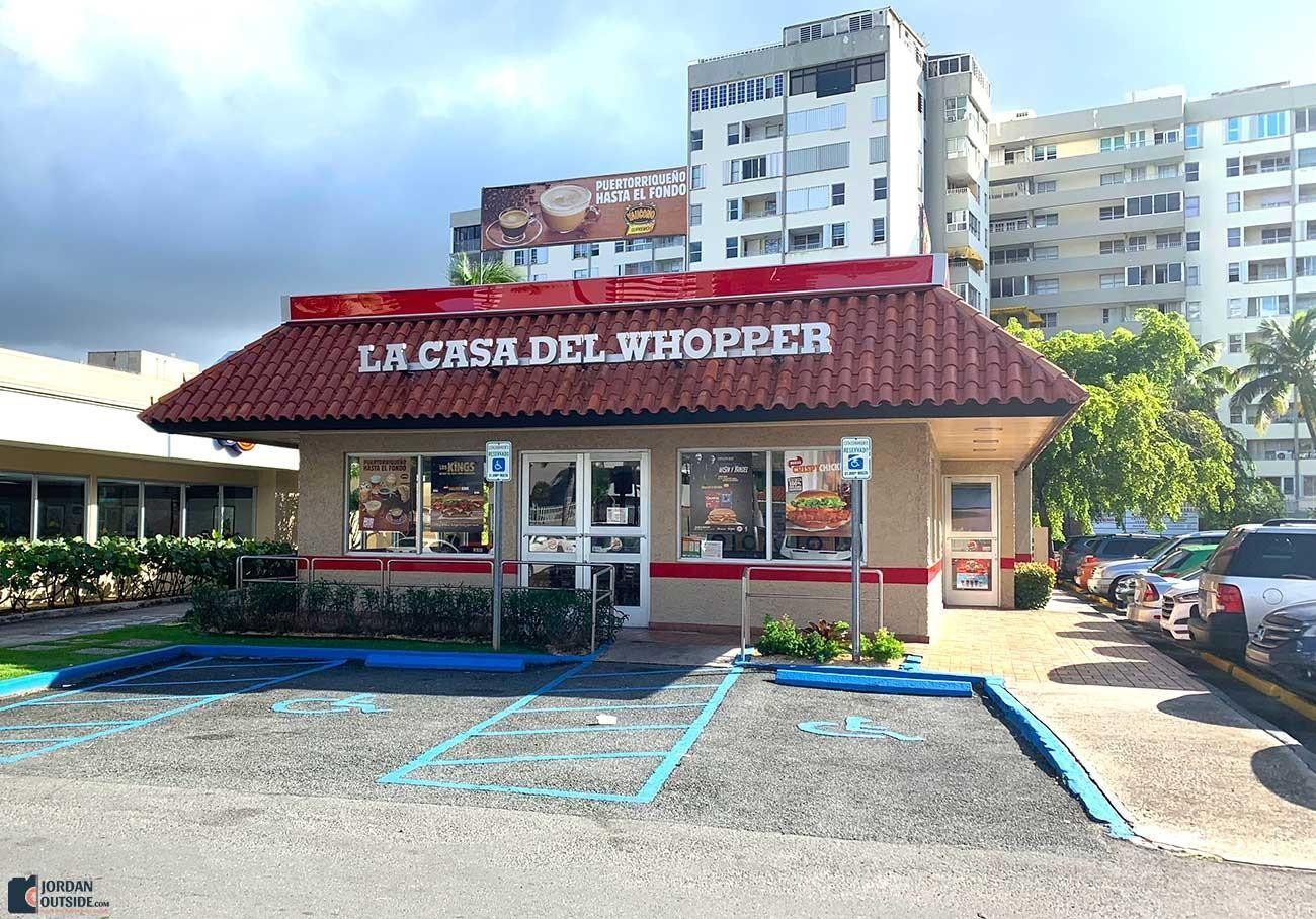La Cas Del Whopper