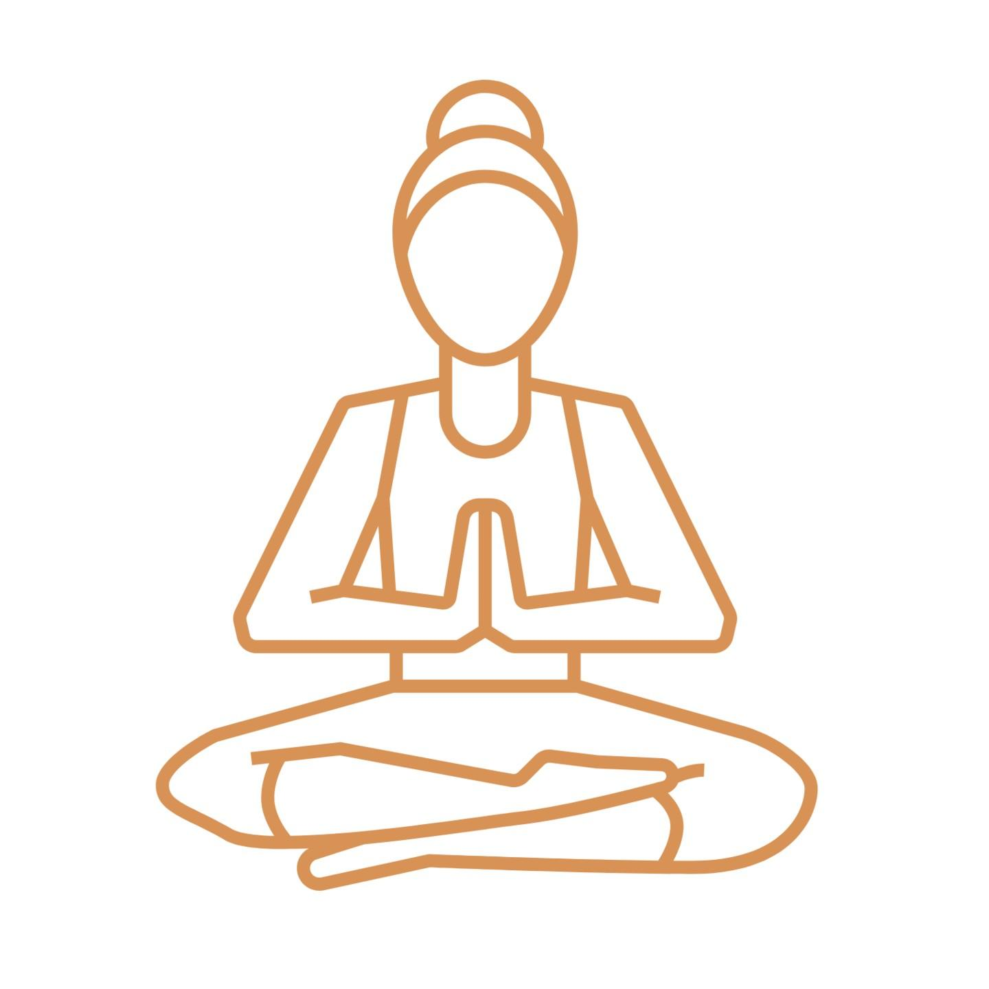 seated mindfulness meditation