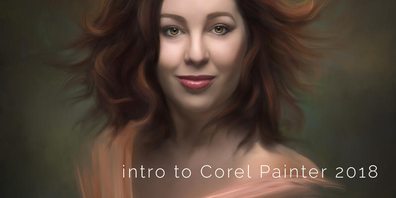 Learn Corel Painter from in an efficient manner with proven