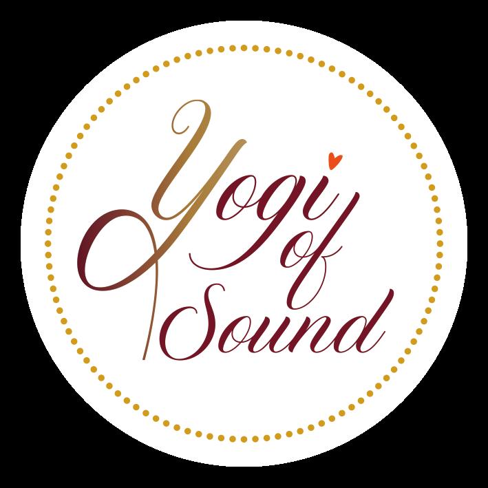 Logo Yogi of Sound
