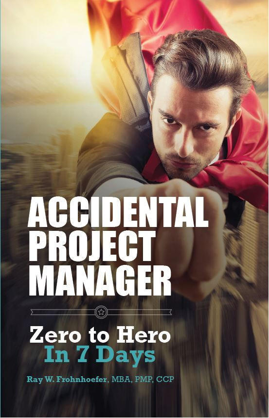 Accidental Project Manager Cover