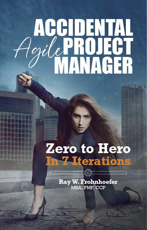 Accidental Agile Project Manager Cover