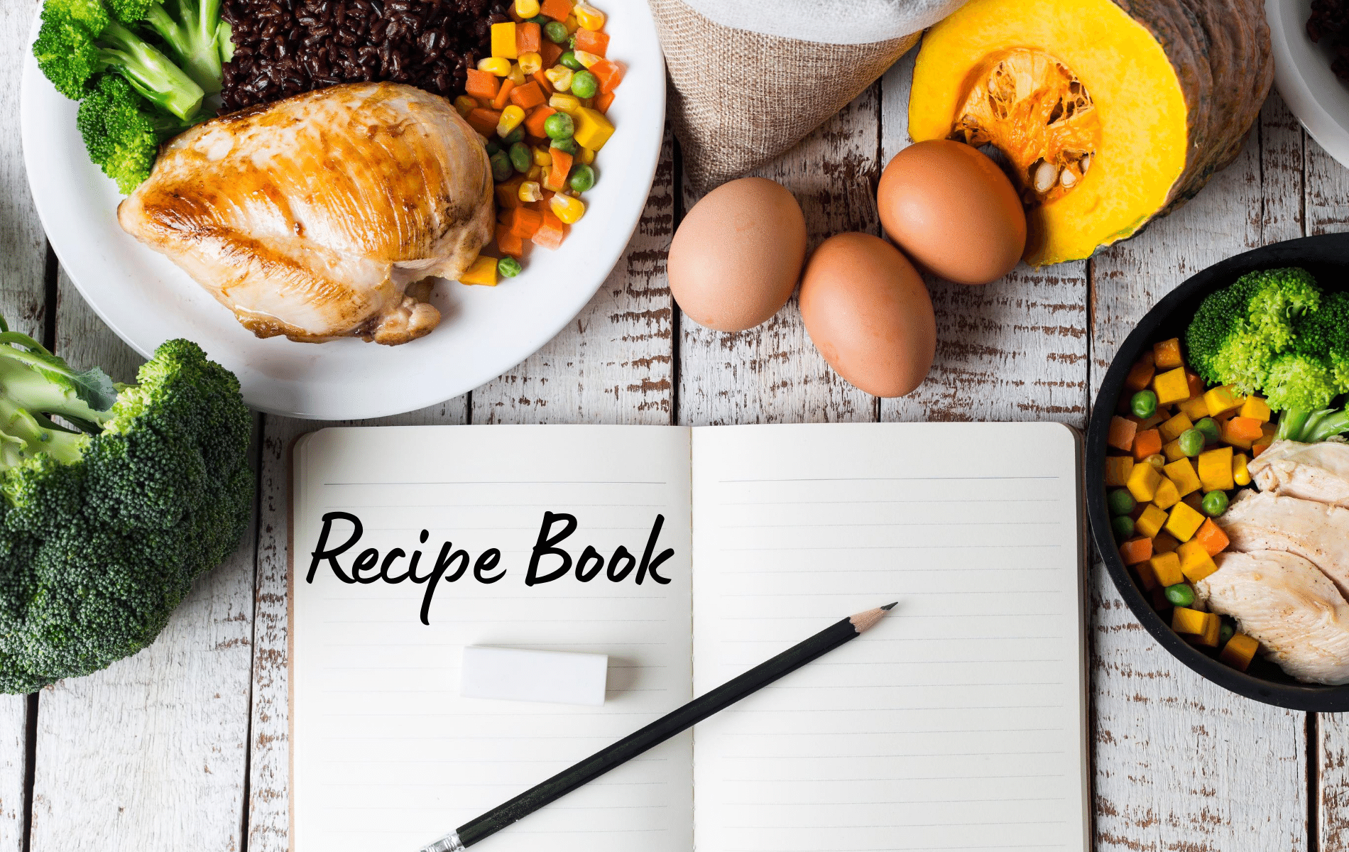 Bonus 3 - Your Fabulous Recipe Book