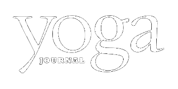 yoga journal logo white