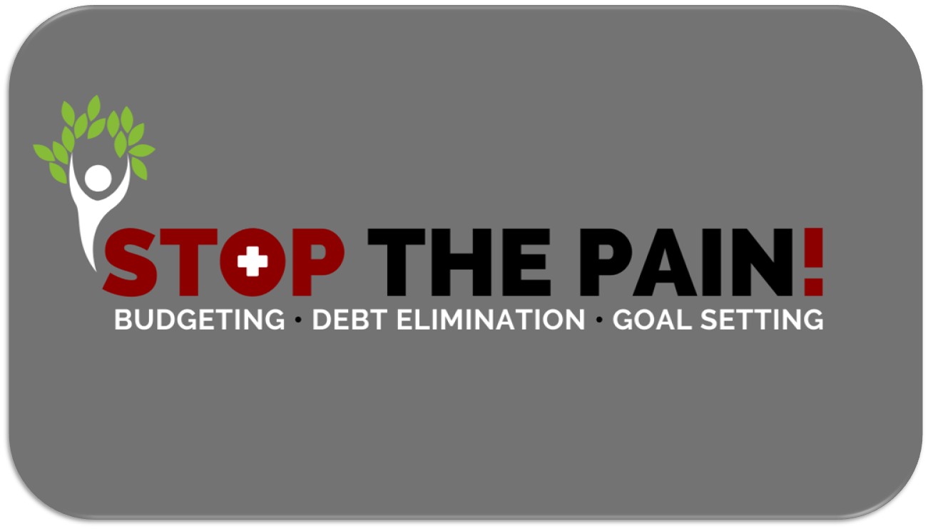 Stop the Pain! Online Financial Course