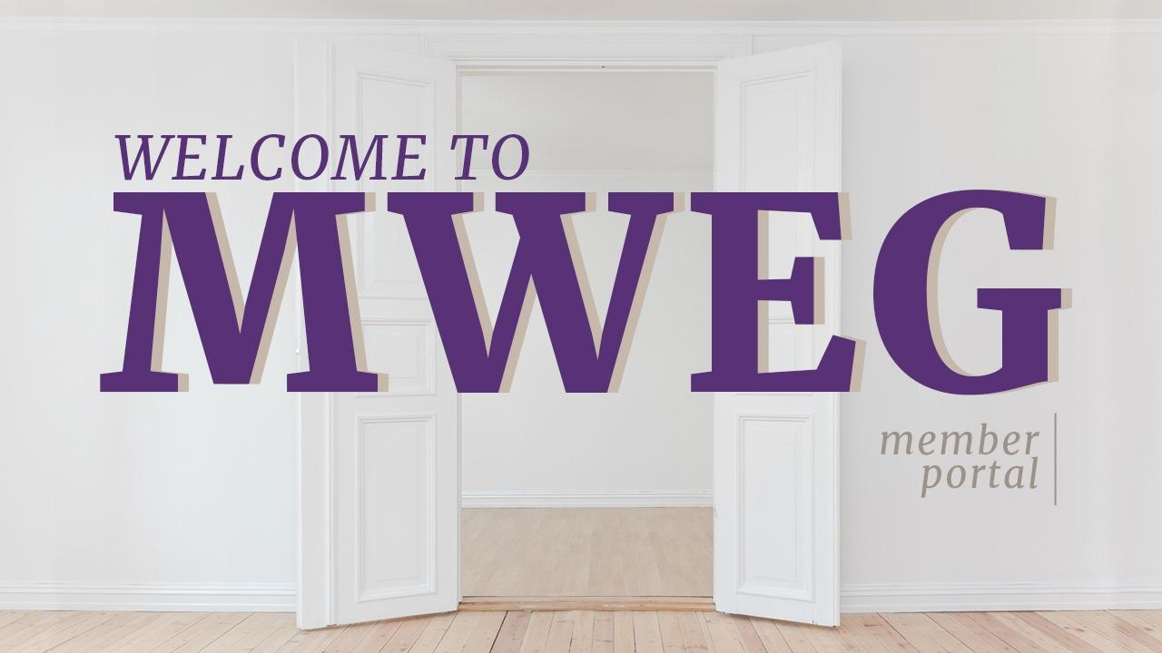 Welcome to MWEG