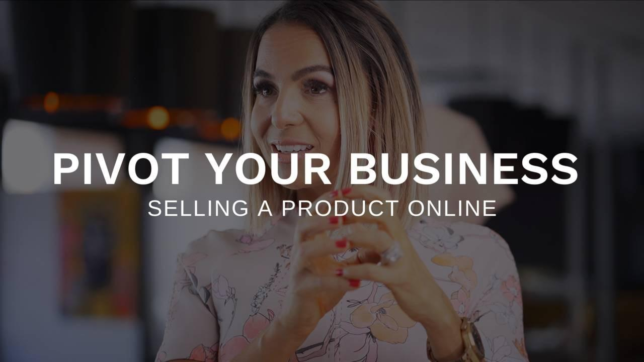Selling a Product Online