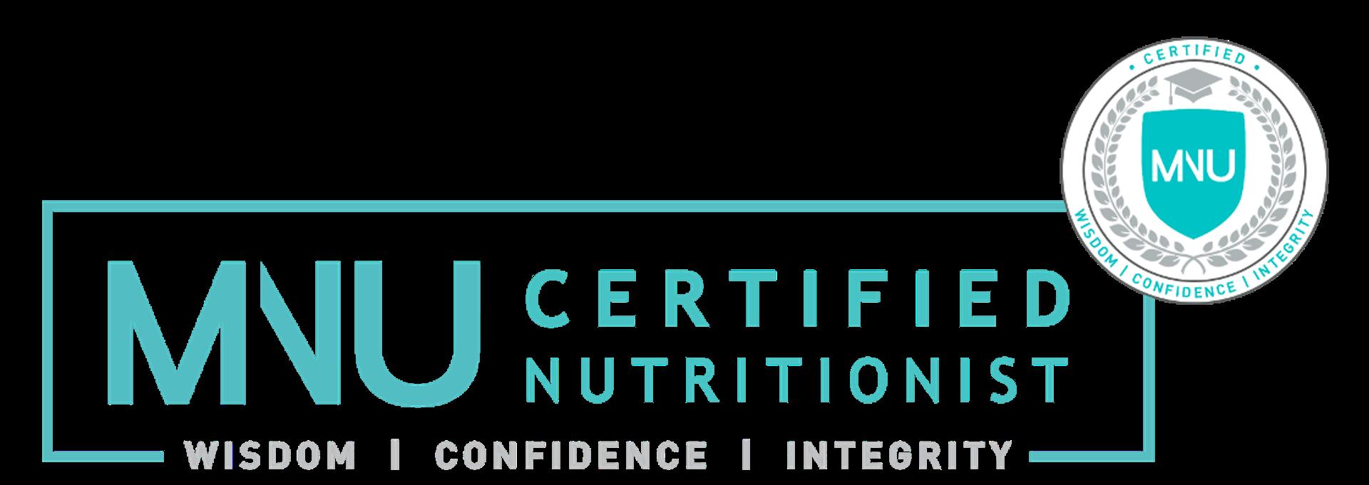 MNU Certification Logo