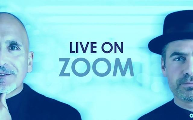 Freddy Jacquin Anthony Jacquin Live on Zoom