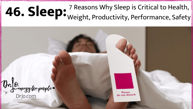 person sleeping well