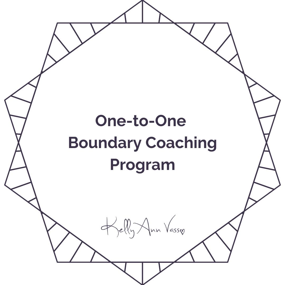 Boundary Coaching Program
