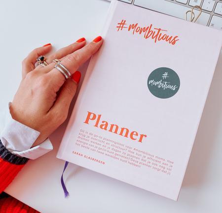 Dé planner voor werkende moeders!