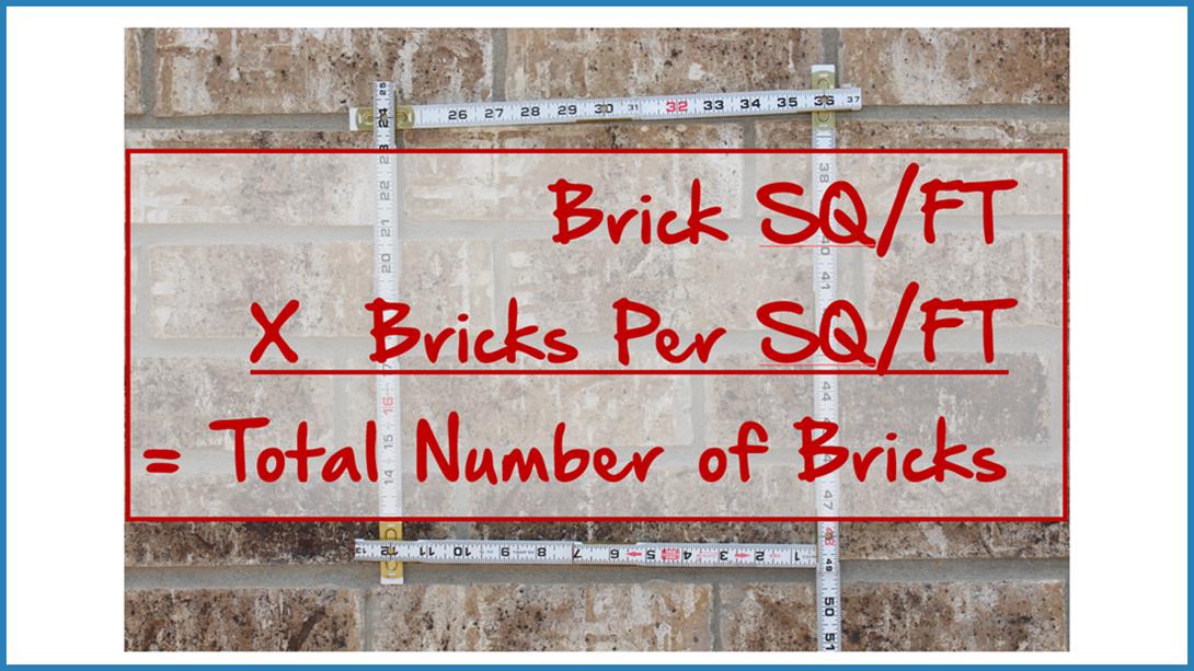 How To Estimate Brick Lp