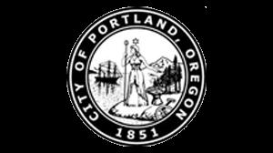 Brain-based time management: City of Portland logo