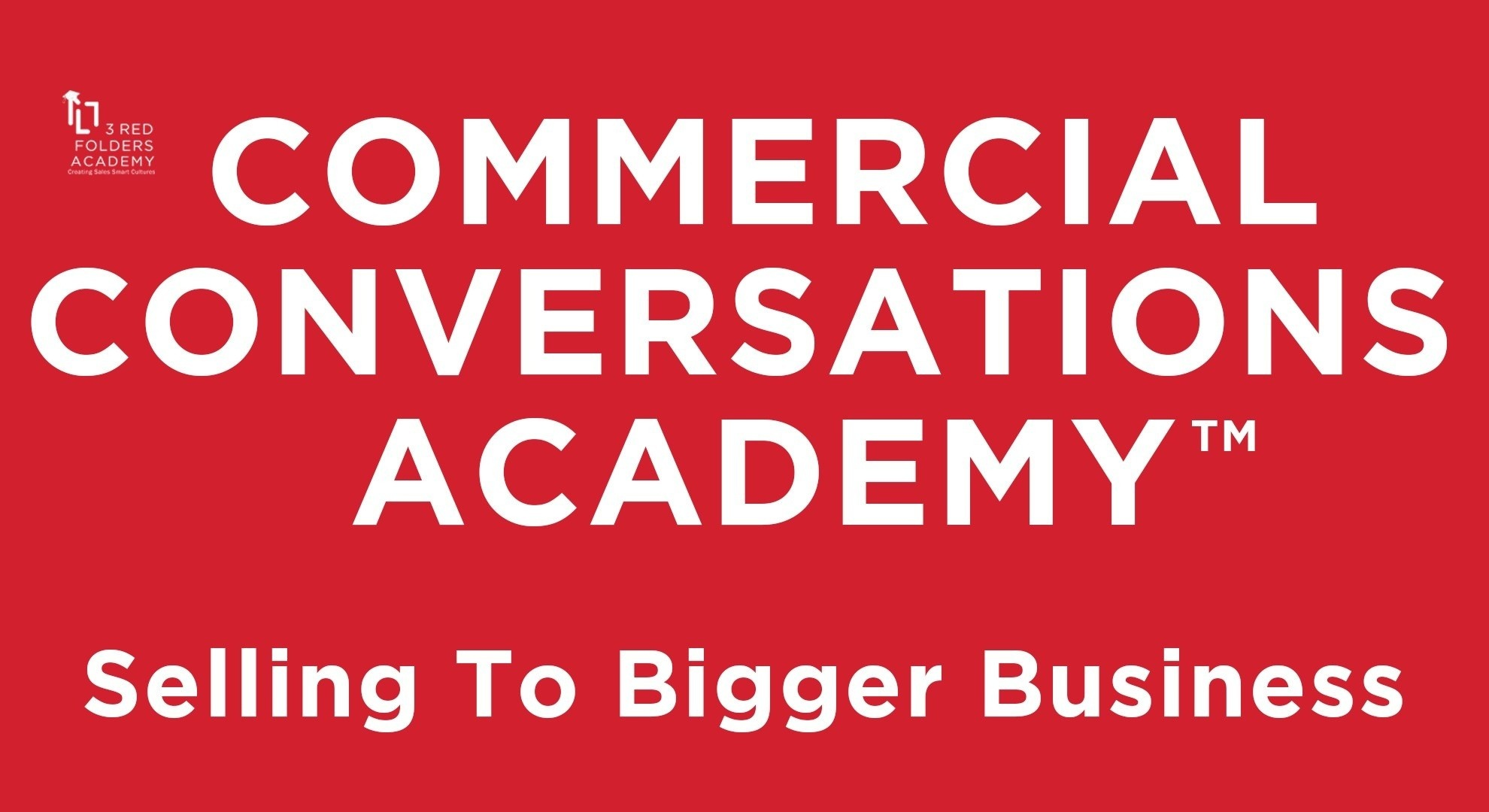 3 Red Folders Academy - Prospecting In The Connection Econom
