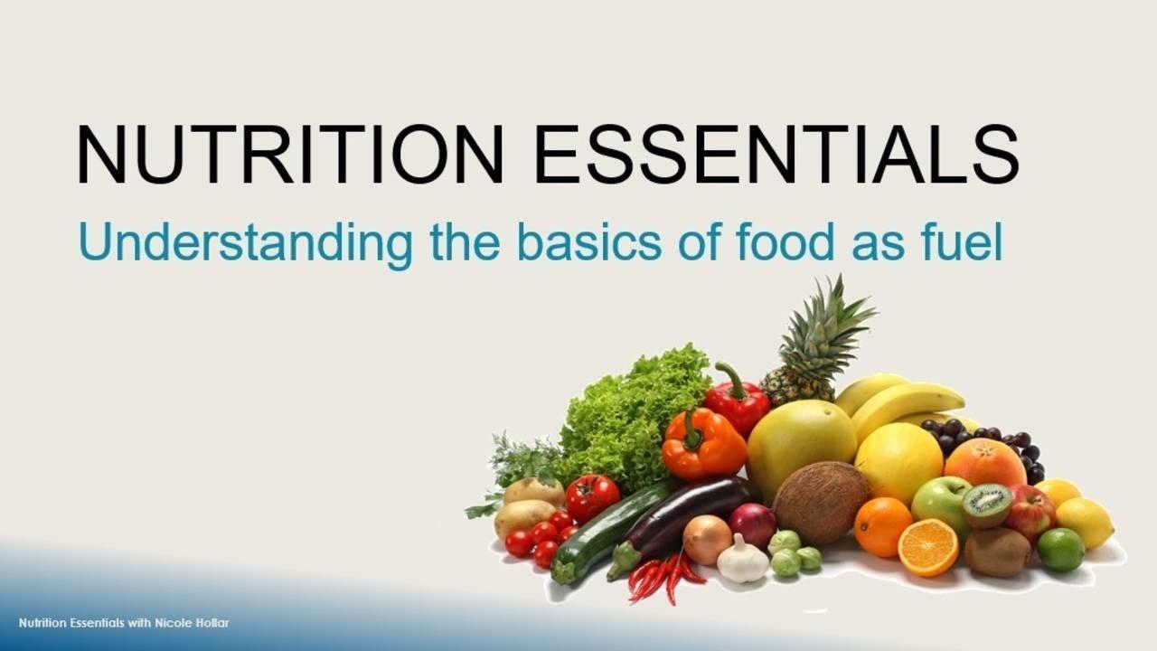 Nutrition Course Image