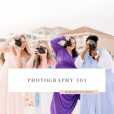 THE PHOTOGRAPHY 101 COURSE