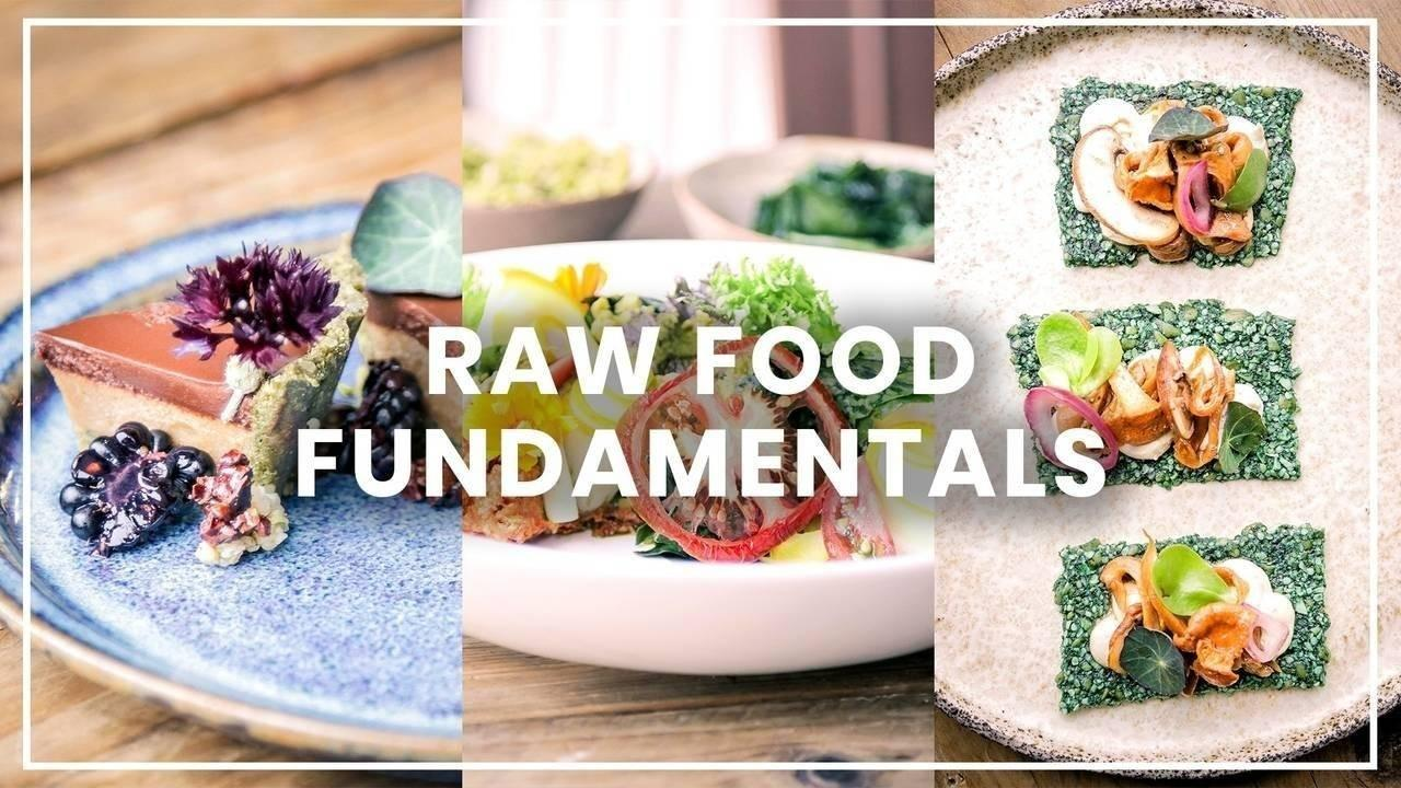 Raw Food Fundamentals Course
