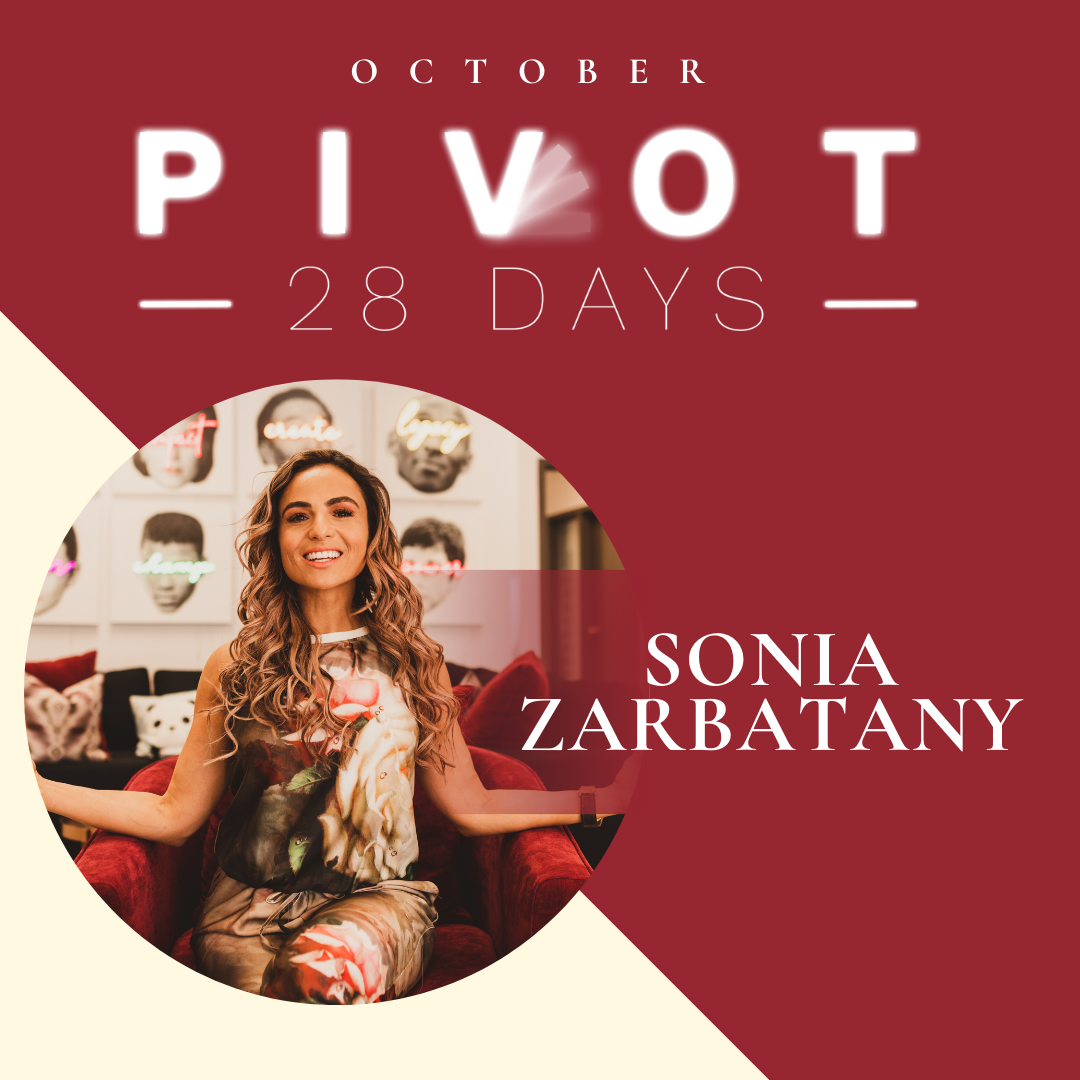 Pivot 28 Challenge with Coach Sonia