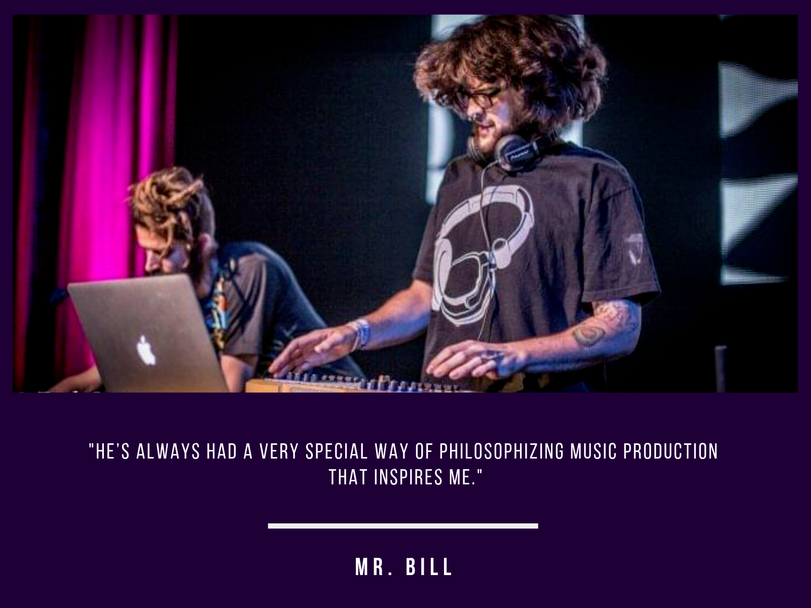 Get started making music today and learning how to write a song with the Producer Dojo Ill.Methodology Workshop