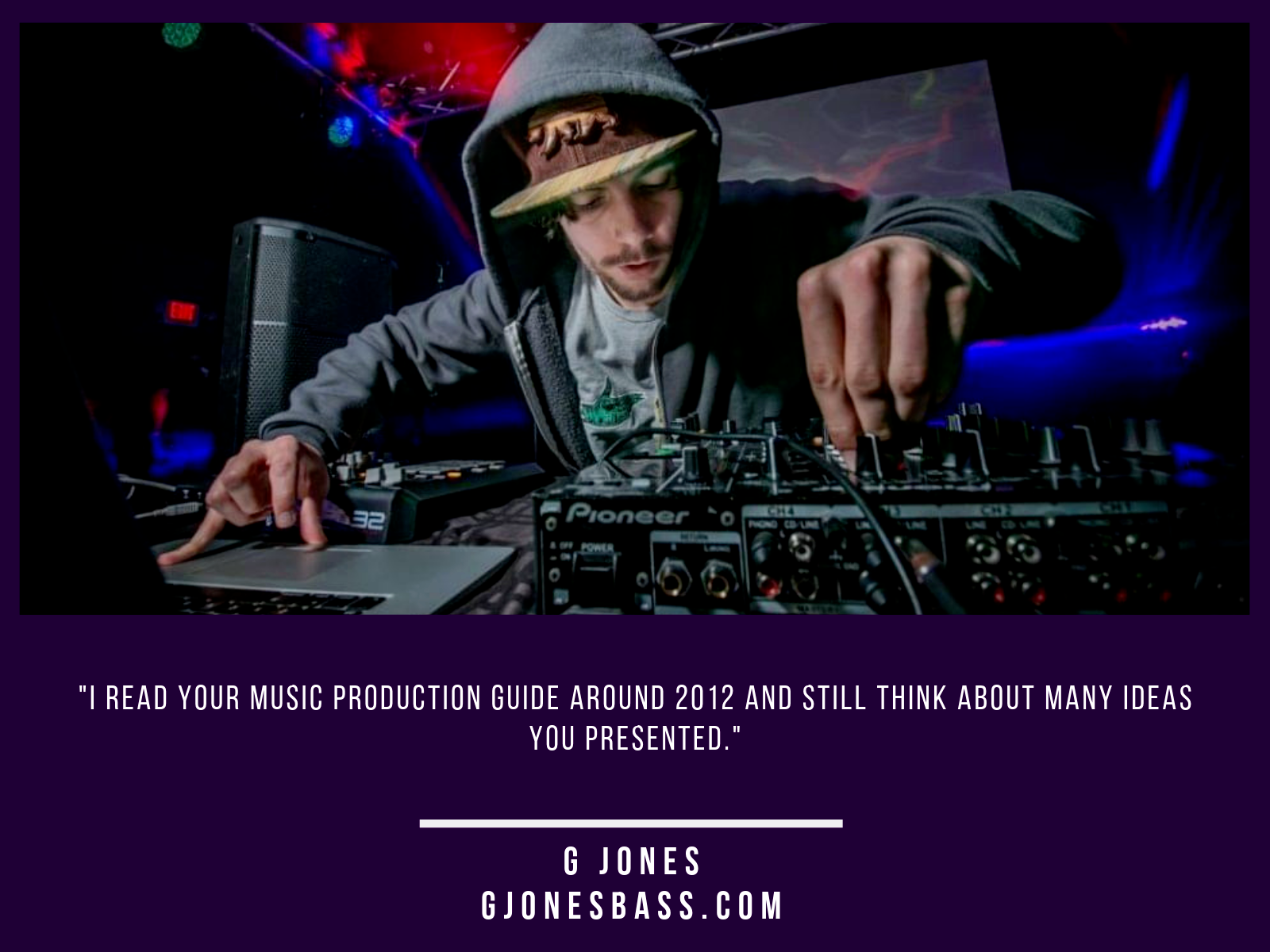 Sign up for the Producer Dojo Ill.Methodology Workshop and learn how to make music and learn strategies to writing a song.
