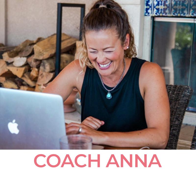 Anna Renderer business coach