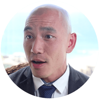 Timothy Chau testimonial