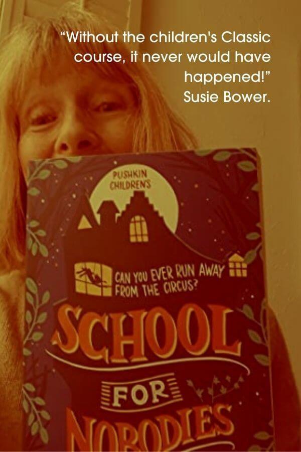 write a childrens book