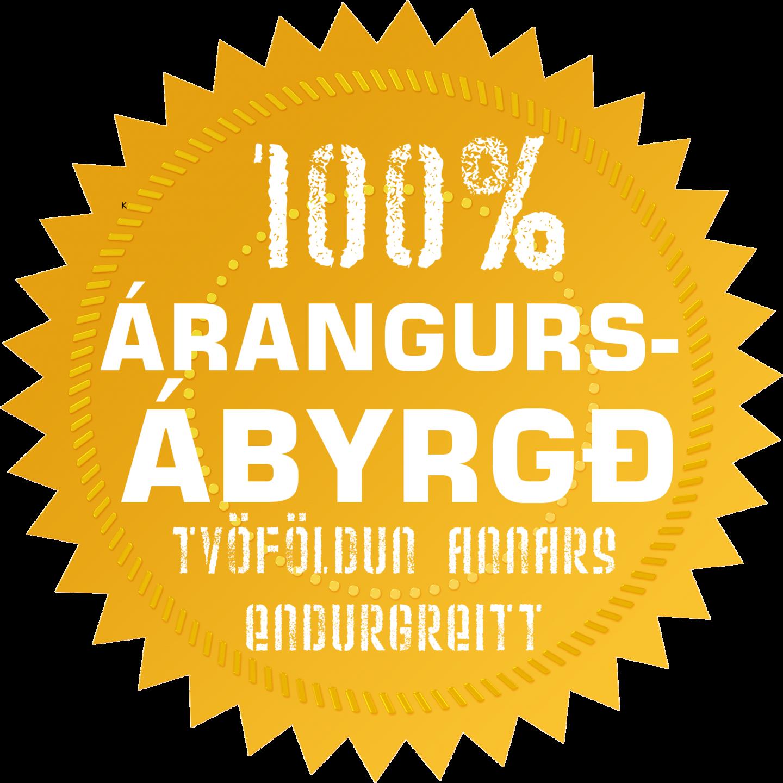 Árangursábyrgð Hraðlestrarskólans