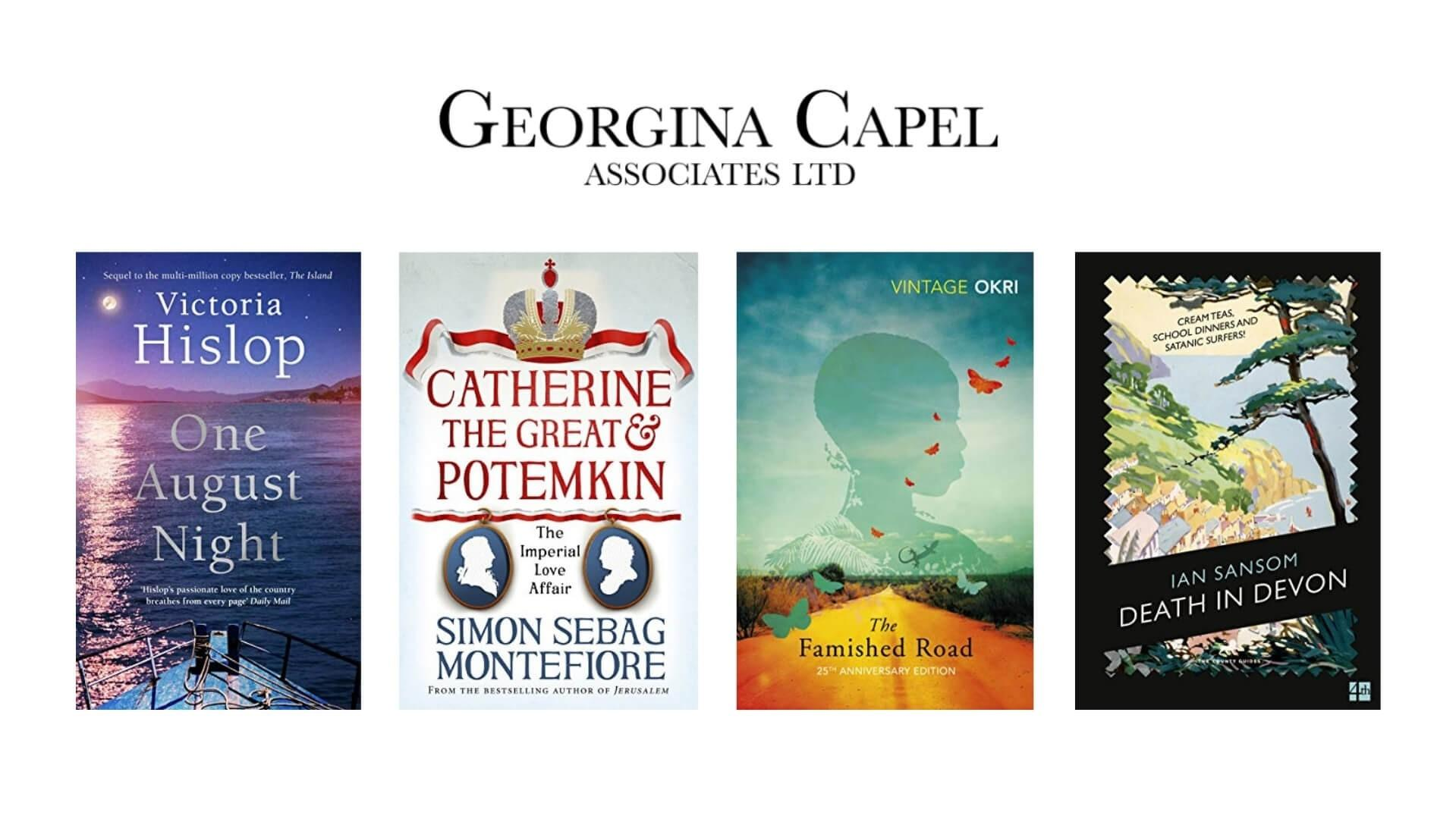 Georgina Capel Literary Agency