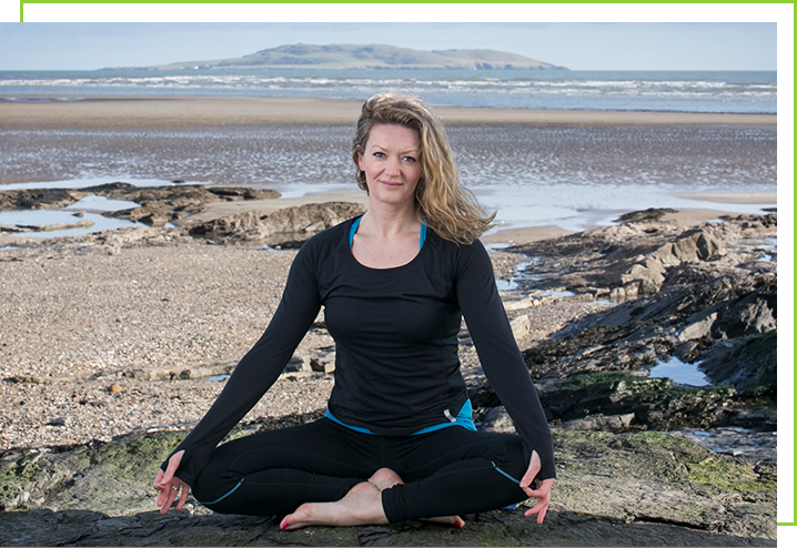 Helen Plass, Pregnancy Yoga and Prenatal Yoga teacher