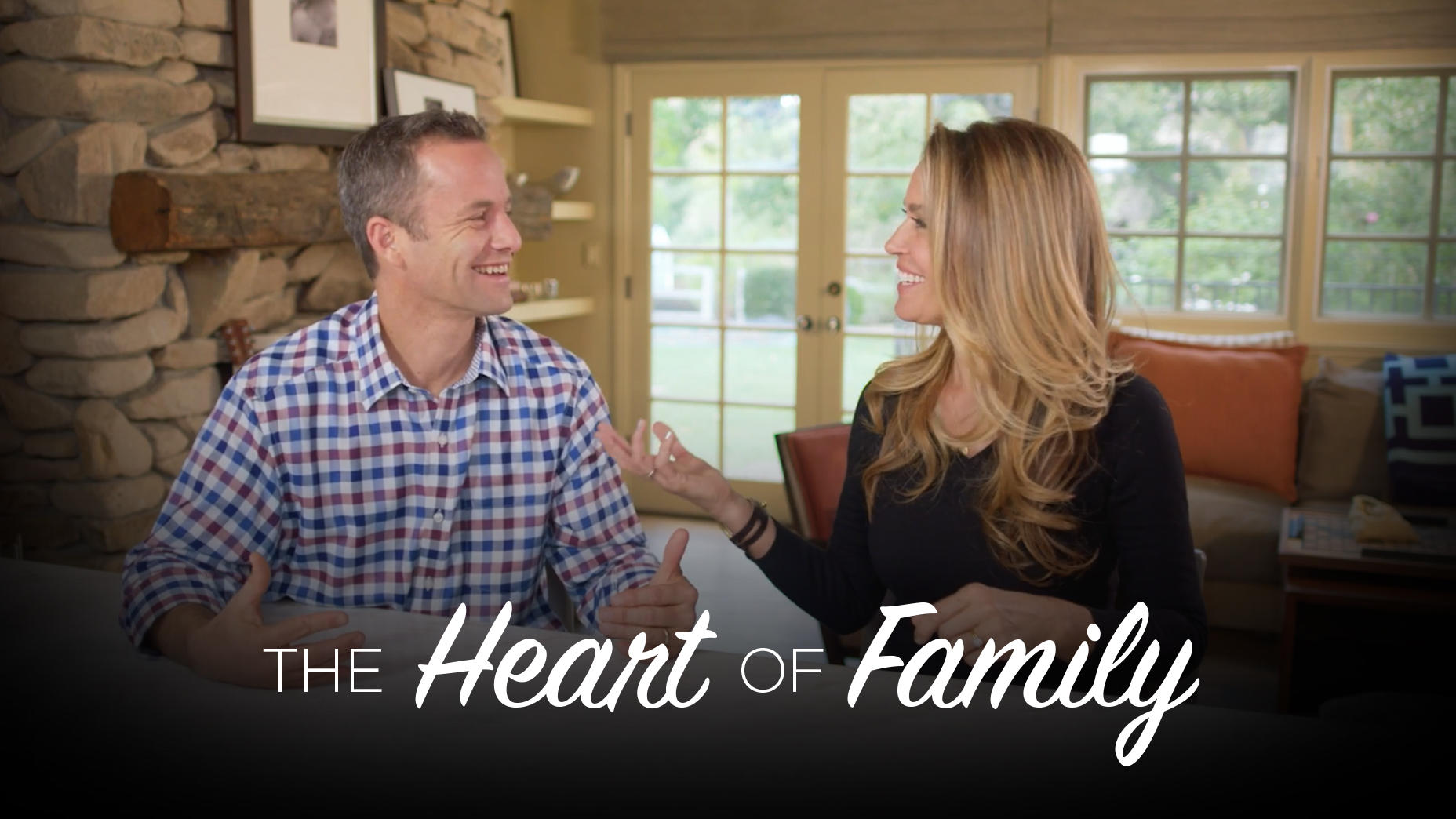 Kirk & Chelsea Cameron online course on marriage and family