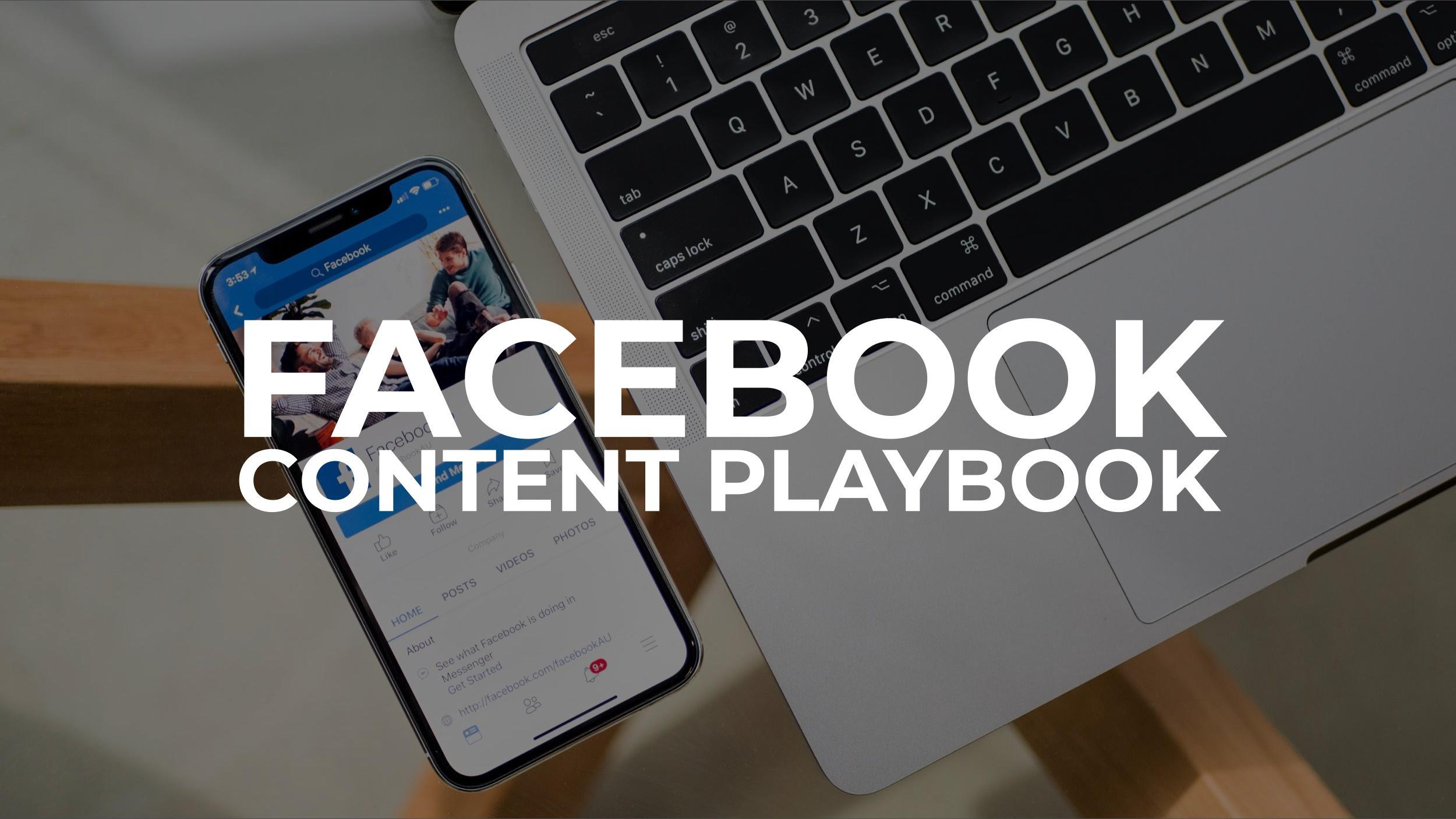 GGMS Coaching: Facebook Content Playbook