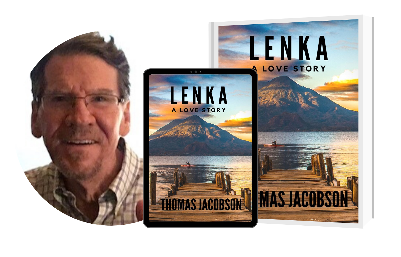 Thomas Jacobson Author Lenka love story kindle paperback amazon