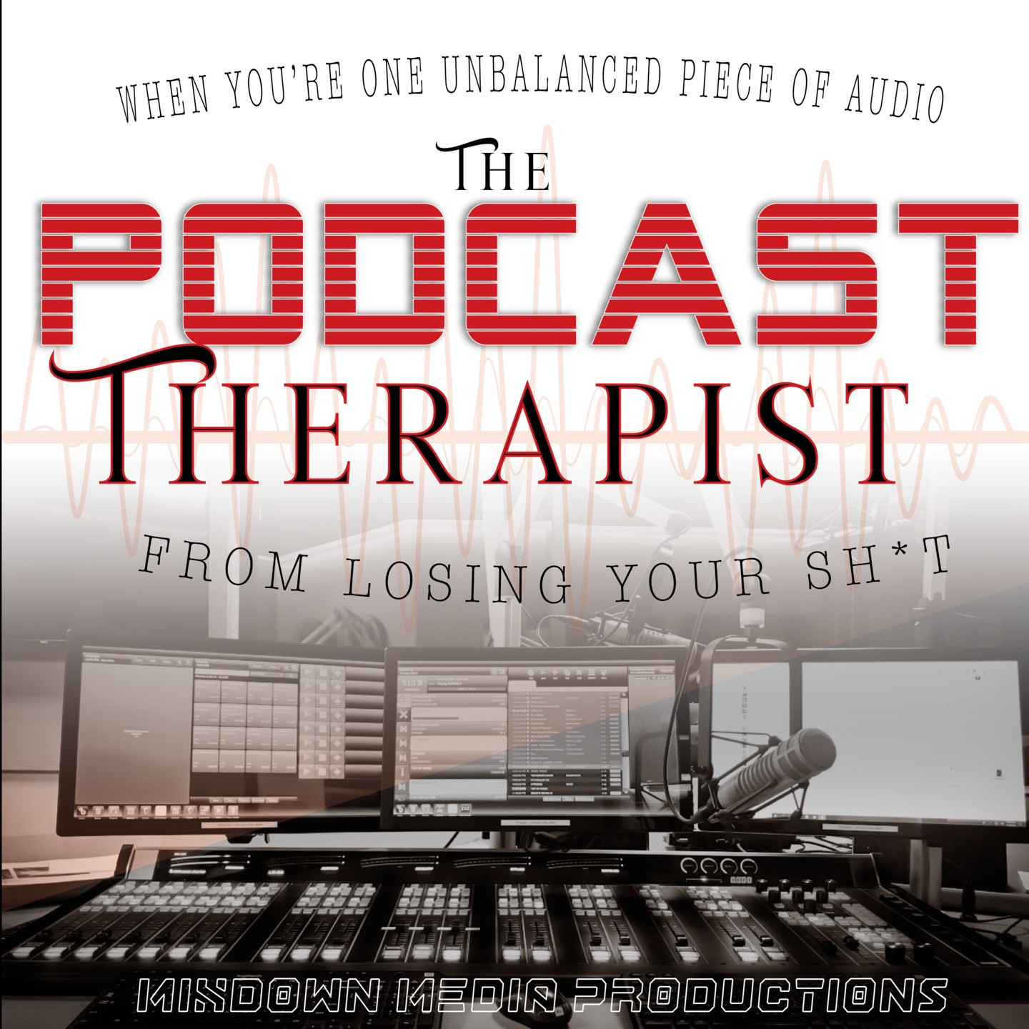 The Podcast Therapist Artwork