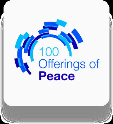 100 Offerings of Peace