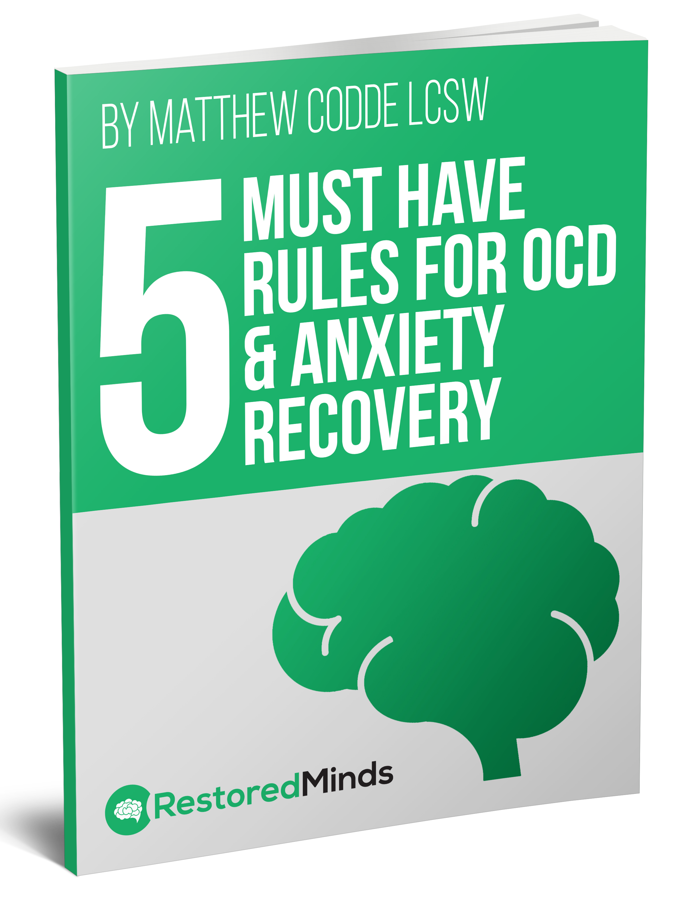 Restored Minds - Online Workshops For OCD & Anxiety