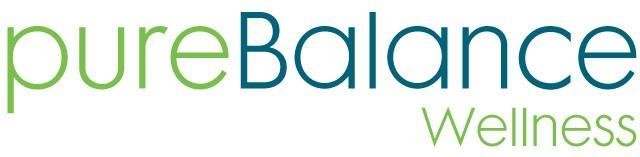 pureBalance Wellness Logo