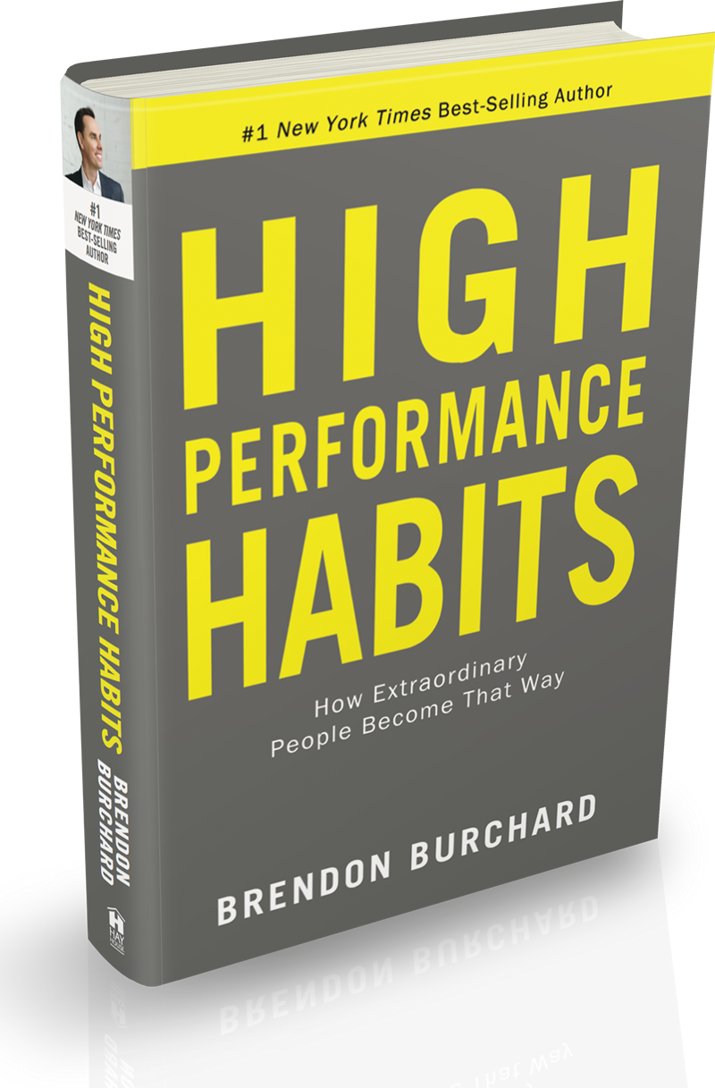 Image result for high performance habits""