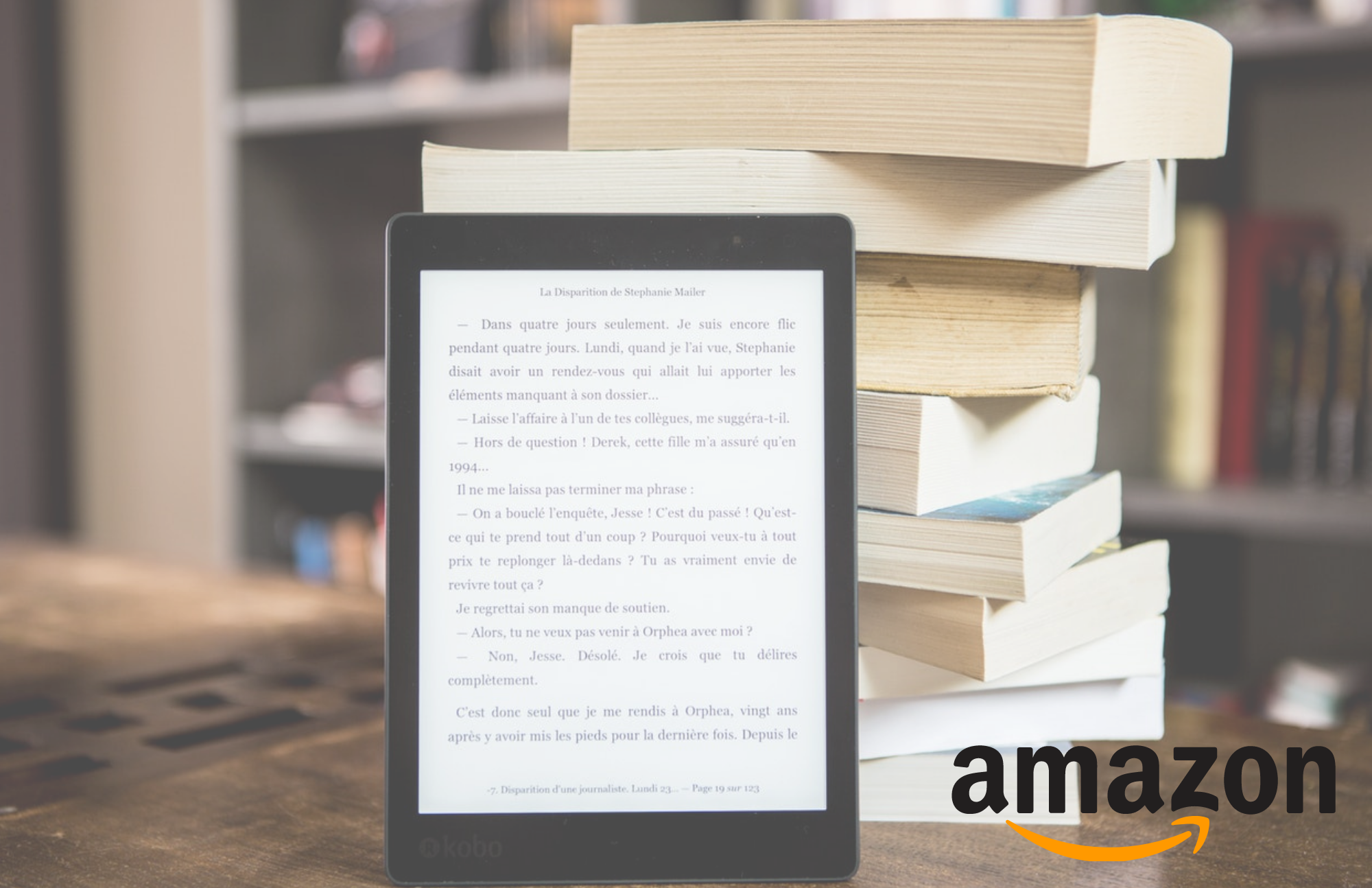 self publish paperback or kindle ebook on amazon