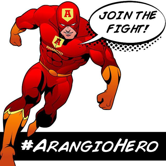 #ArangioHero