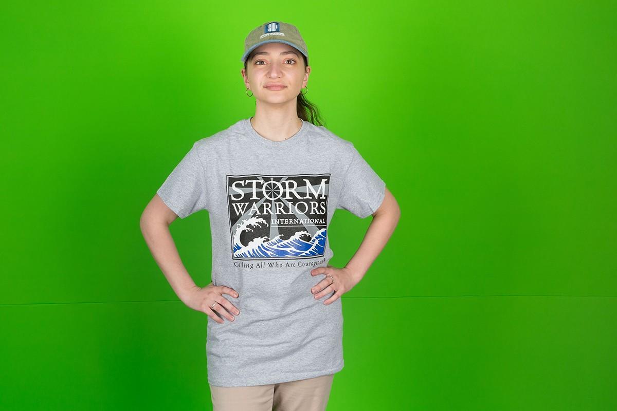 Storm Warriors Classic T-shirt