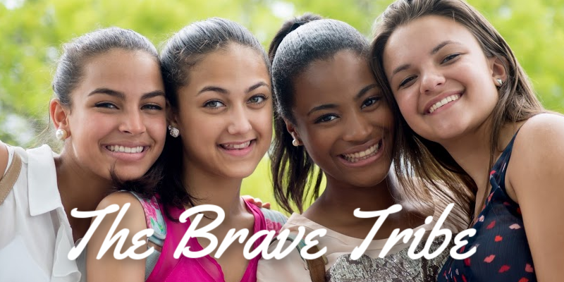 Girls in the Brave Tribe