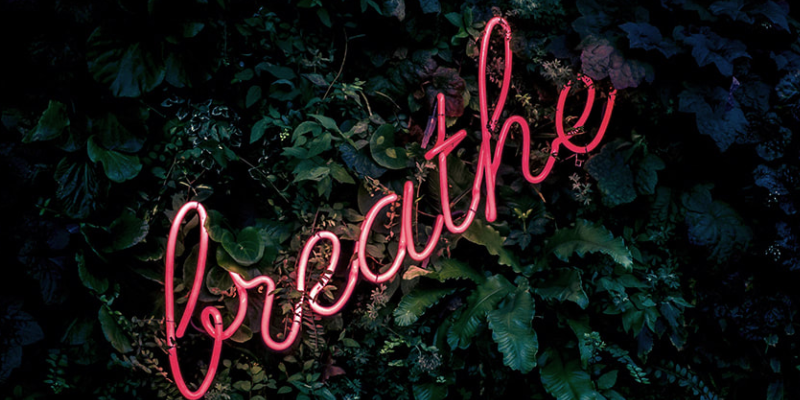 Tranquil Breathe Message