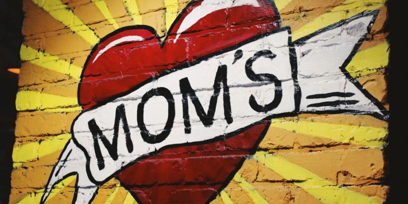 Mom's Heart Mural