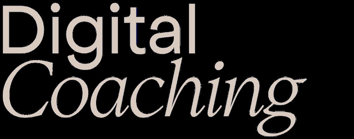 Digital Coaching Logo