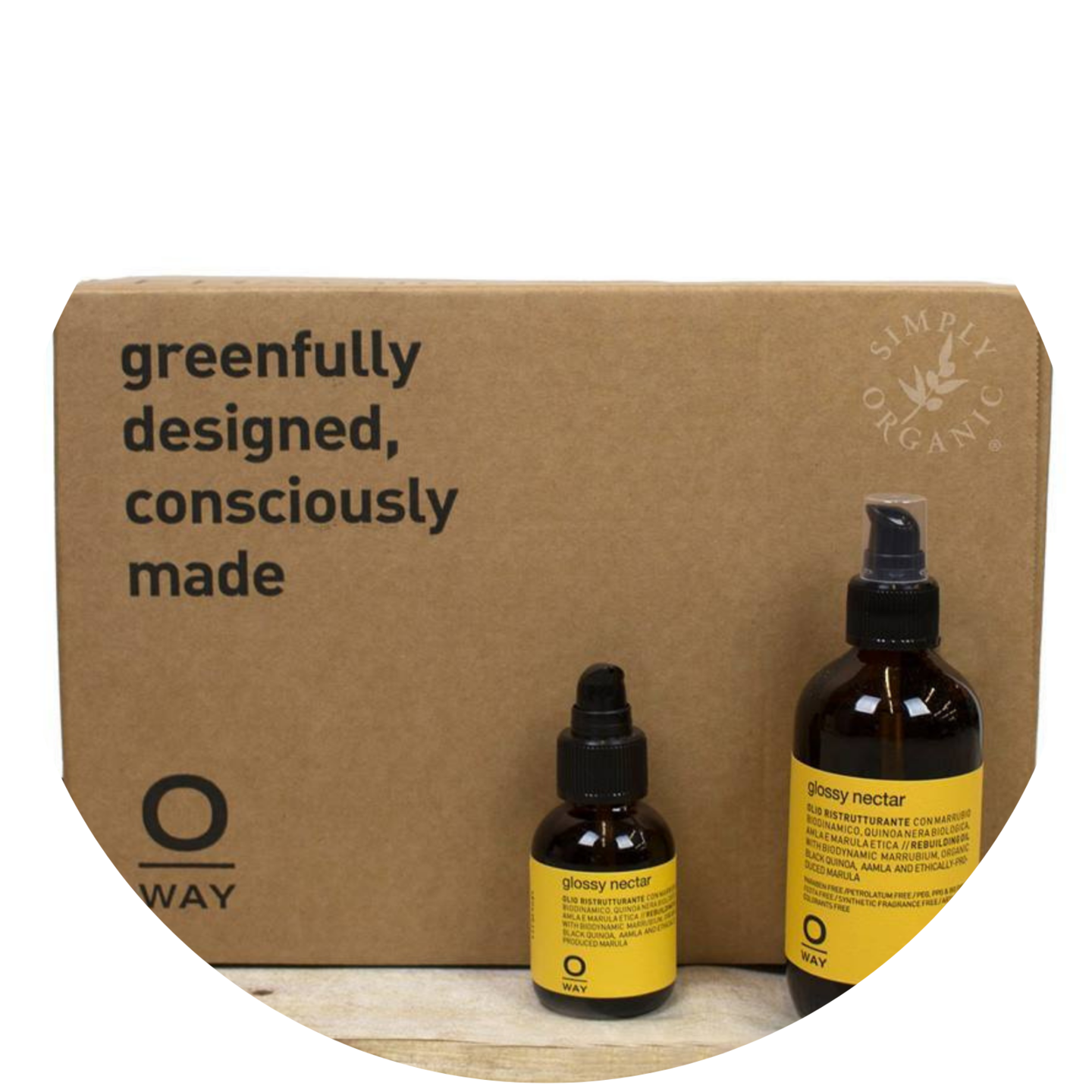 Oway, Organic Hair products, Non-toxic hair products