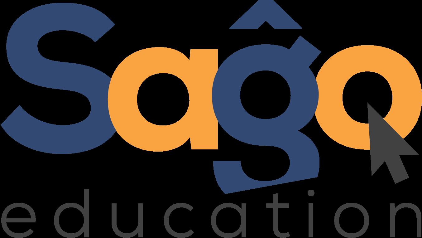 Logo Saĝo Education