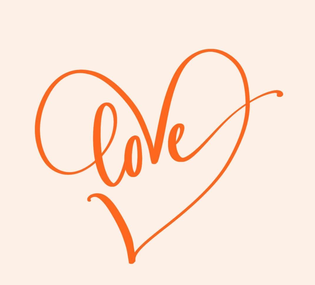 love ligature