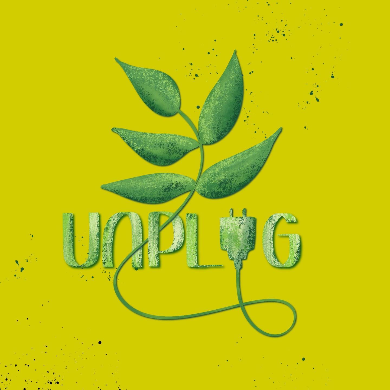 unplug artwork